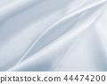 Smooth elegant grey silk or satin luxury cloth  44474200