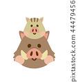 野豬 44479456