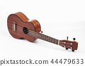 Ukulele hawaiian guitar  on white background 44479633