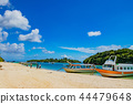 Okinawa Ishigakijima Kawahira Bay 44479648