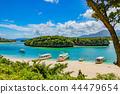 Okinawa Ishigakijima Kawahira Bay 44479654