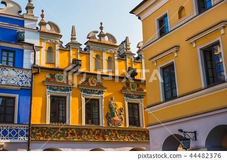 Great Market Square, renaissance town, Poland 44482376