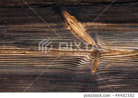 Dark texture of wood can use as natural background 44482382
