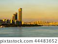 아파트, 빌딩, 풍경 44483652