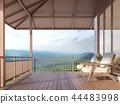 terrace,mountain,furniture 44483998