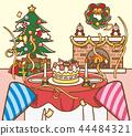 ปาร์ตี้คริสต์มาส 44484321