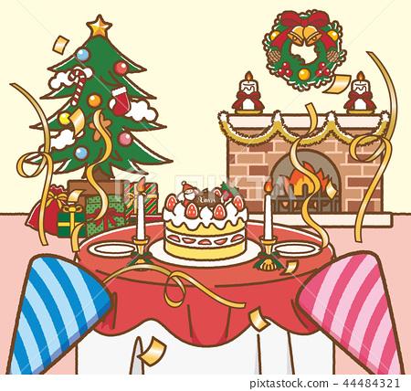 聖誕晚會 44484321