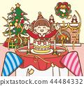 聖誕季節 聖誕節期 聖誕時節 44484332