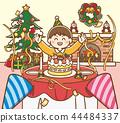 คริสต์มาส,งานเลี้ยงวันคริสต์มาส,เค้กวันคริสต์มาส 44484337