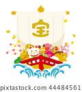 珍寶船圖 44484561