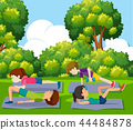 exercise vector park 44484878
