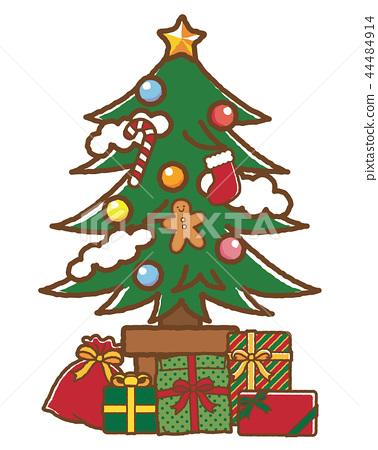 聖誕樹 44484914