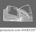 书籍 书 书本 44485397