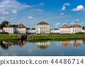 Munich - Castle of the Nymphs - Nymphenburg Palace 44486714