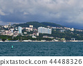 cityscape, sea, seaside 44488326