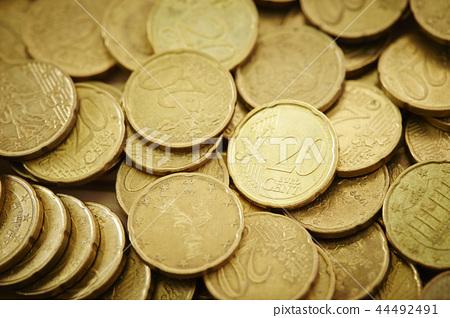 European Union Euro Currency Coin 44492491