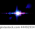 Light Flare Effect in Vector 44492934