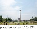 자카르타의 기념비 44493910