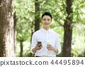 韓國青年 44495894