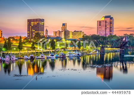 Augusta, Georgia, USA skyline 44495978