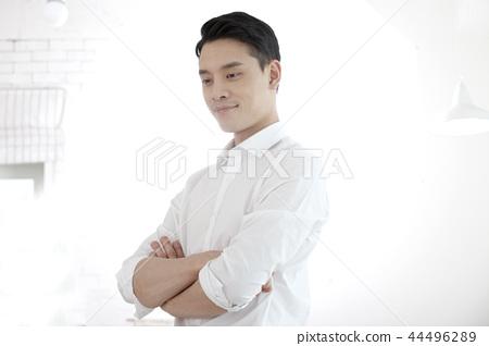 한국인,청년,비즈니스맨 44496289