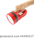 Push thumb switch pocket flashlight 44496527