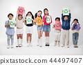孩子 兒童的 小孩 44497407