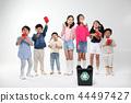孩子 兒童的 小孩 44497427