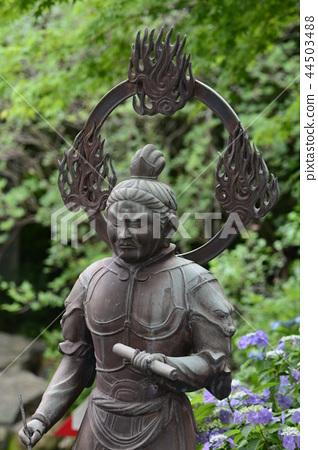 鎌倉寺廟雕像 44503488