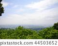 翠绿 鲜绿 城市景观 44503652