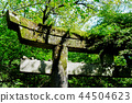 ancient, old, Torii Gate 44504623