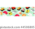 banner, banners, sushi 44506805