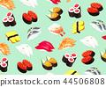 backdrop, background, sushi 44506808