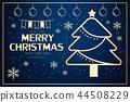 merry christmas and 2018 44508229