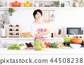 家庭主婦(廚房) 44508238
