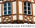 Old half-timbered House - Bavaria Germany 44508833