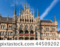 New Town Hall - Neues Rathaus - Munich Germany 44509202