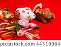 돼지, 새해, 신년 44510064