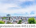 도시 풍경 44511345