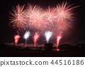 불꽃 놀이, 불꽃 놀이 대회, 여름 축제 44516186