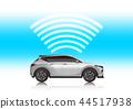 자동차, 차, GPS 44517938