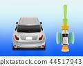 자동차, 차, 레이더 44517943