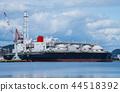 LNG船 44518392