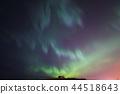 The Northern Light Aurora borealis Iceland 44518643