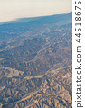 An aerial view of California San Andreas, Californ 44518675