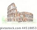세계 유산의 거리 · 이탈리아 로마 콜로세움 44518853