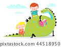 kids, book, dragon 44518950