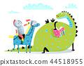 kids, dragon, book 44518955