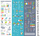 Infographic vector elements for business illustrat 44519059