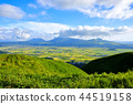A superb view of the clear sky Daikobo scenery Japan 44519158